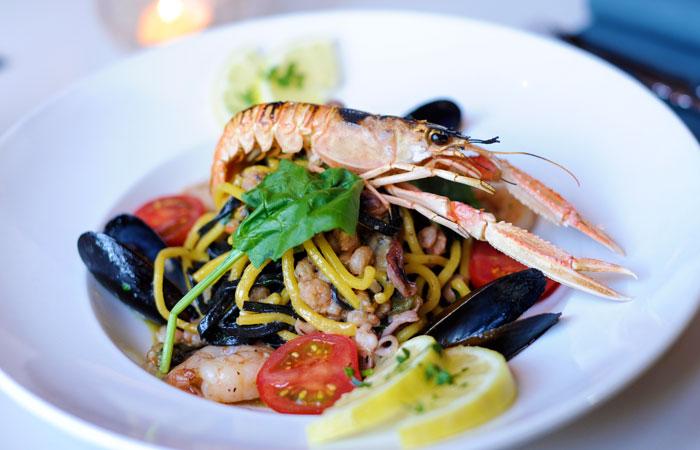 italiensk mat malmö